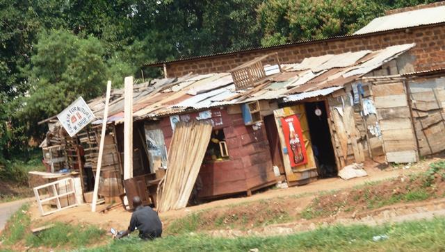 Uganda Furniture Shops Decoration Access